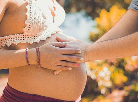 гърдите през бременността