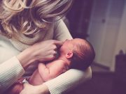 гърч при новородени