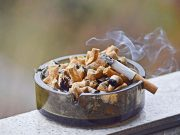 Кашлица при пушачи - тютюнджийска кашлица