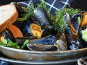 алергия към миди и други морски дарове.