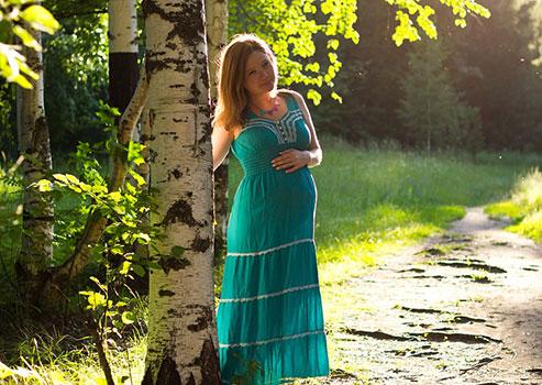 промени в настроението по време на бременността
