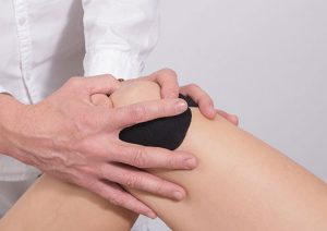 болка в предната част на коляното