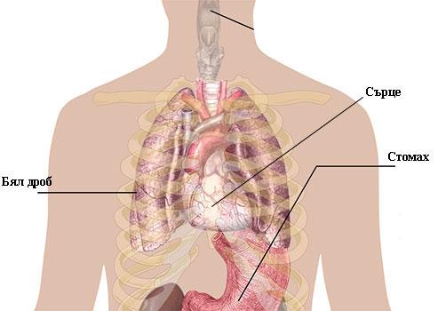 кардиална астма и белодробен оток