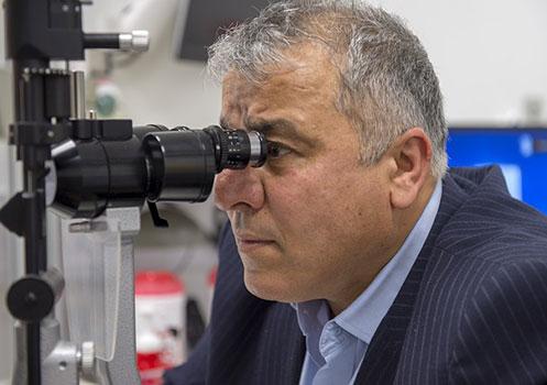 очни усложнения в резултат на диабет