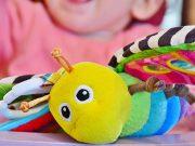 игри, подходящи за 5 месечно бебе