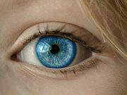 черни точки пред очите