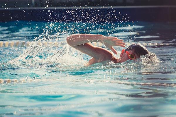 предпазим от отит на плувеца