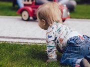 игри, подходящи за 7-месечно бебе