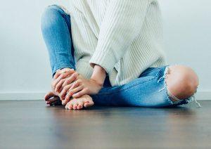 проблеми с колянната става