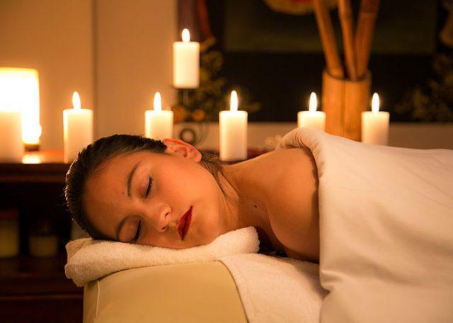 масажът за отслабване