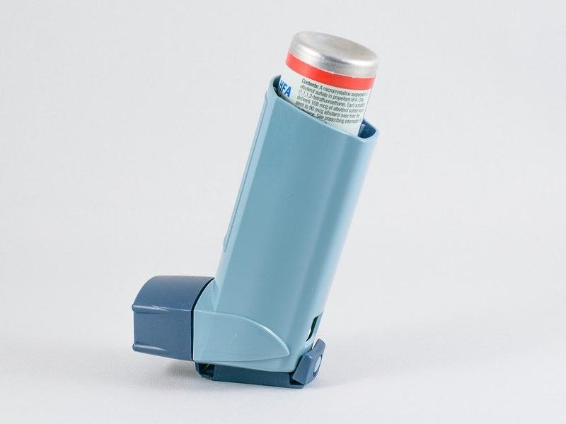 видове астма
