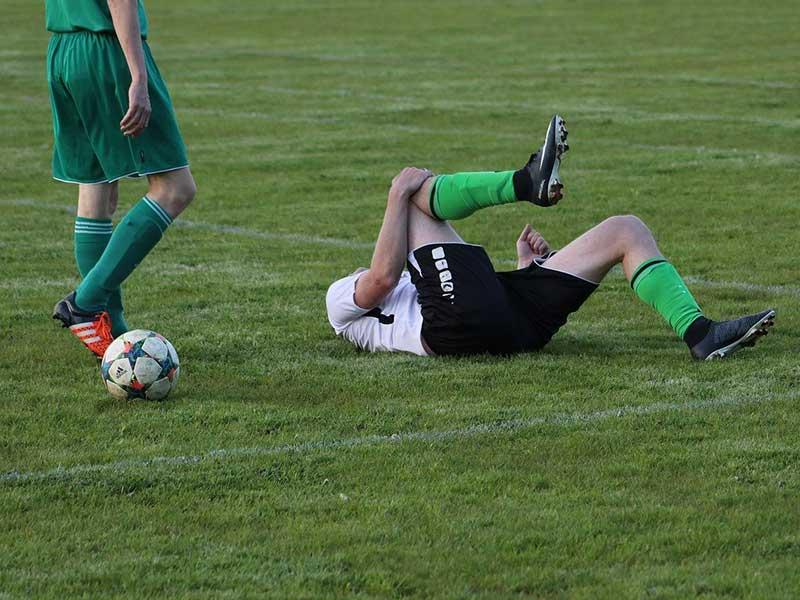 болка зад коляното