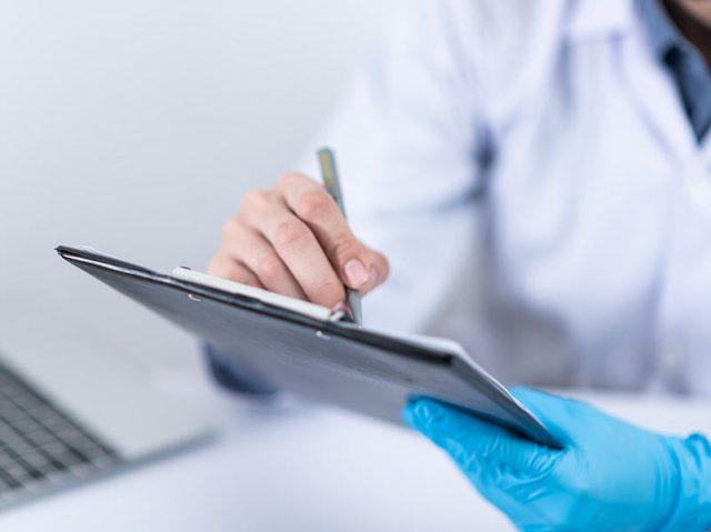 амиотрофична латерална склероза – диагноза